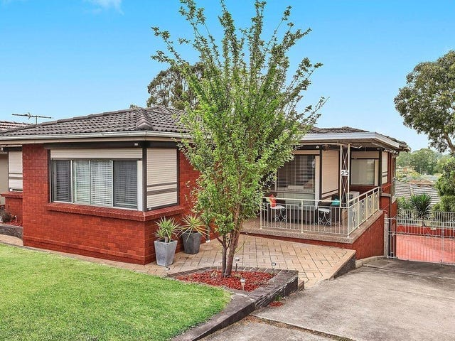 25 Wendy Avenue, Georges Hall, NSW 2198