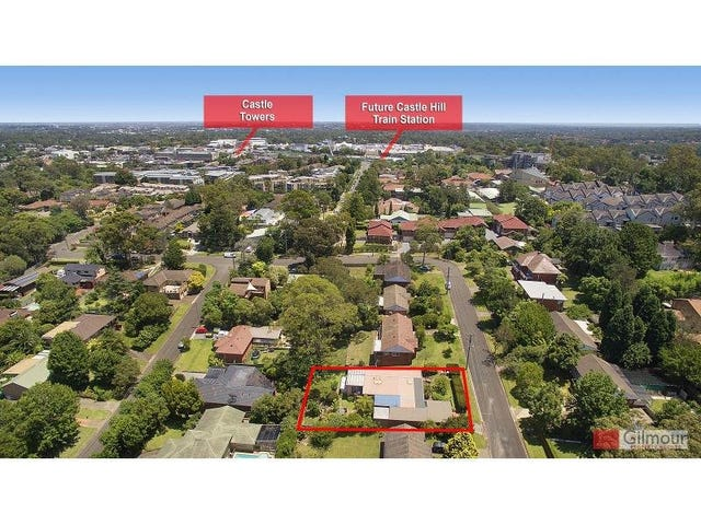 22 Dan Crescent, Castle Hill, NSW 2154
