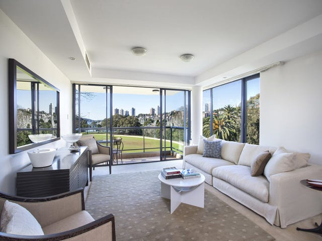 Apt.401 'Marina One', 1A Clement Place, Rushcutters Bay, NSW 2011