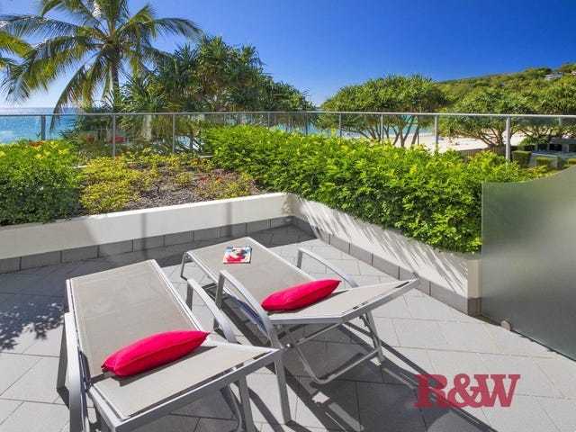 18/'On the Beach' 4 Hastings St, Noosa Heads, Qld 4567