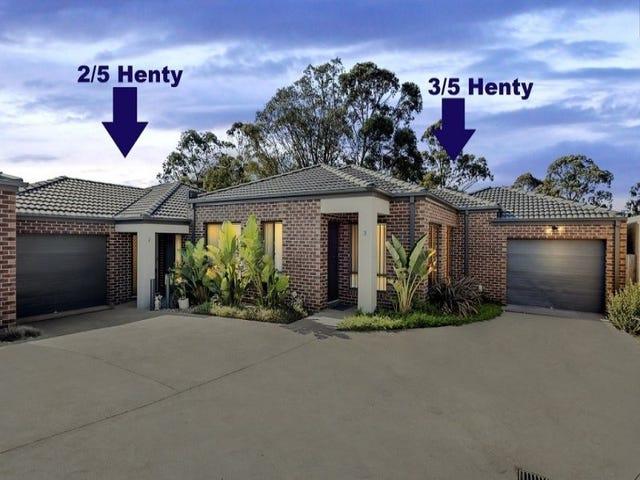 2 & 3/5 Henty Court, Sunbury, Vic 3429