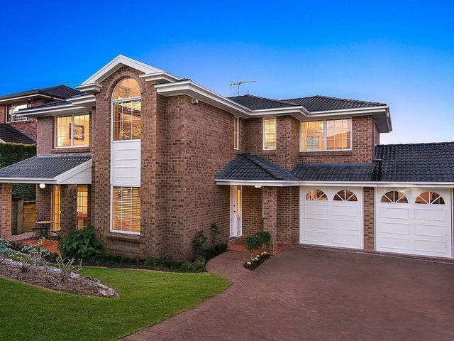 6 Copplestone Place, Castle Hill, NSW 2154