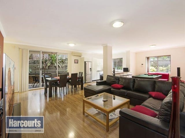 35/8-14 Mercer Street, Castle Hill, NSW 2154