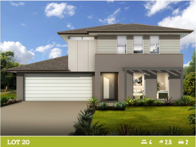 LOT 20 5-9 Foxall Road, Kellyville, NSW 2155
