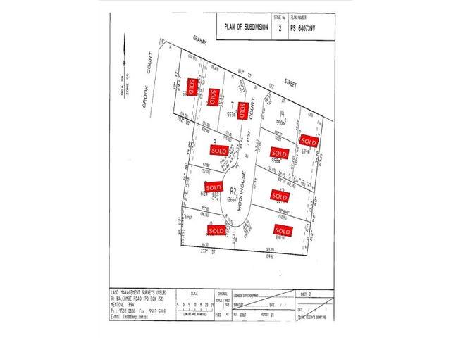 Lot 9, Woodhouse Court, Ballan, Vic 3342