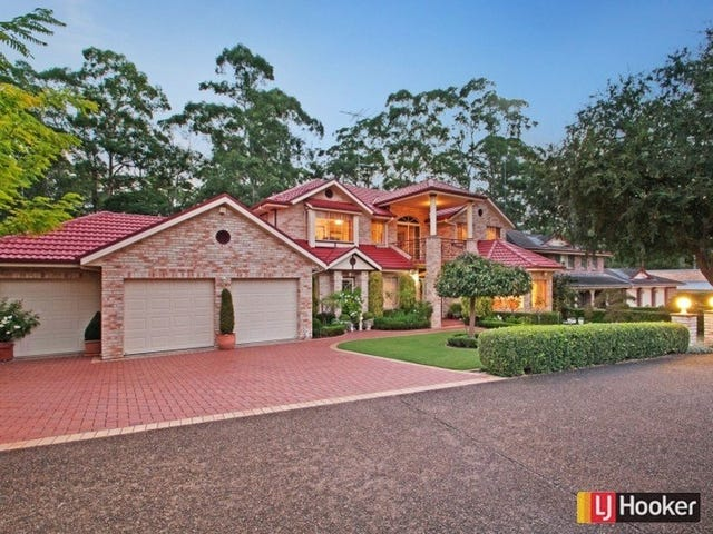 4 Banks Road, Castle Hill, NSW 2154