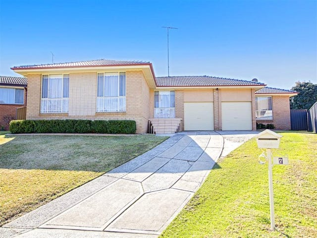 7 Berry Place, Werrington County, NSW 2747
