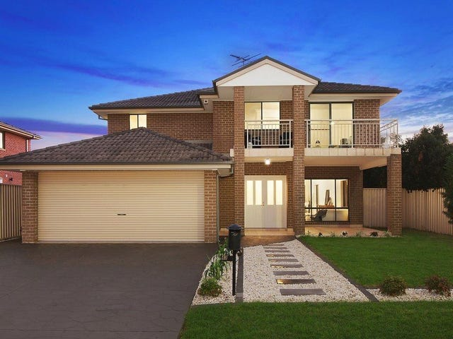 43 Seymour Way, Kellyville, NSW 2155