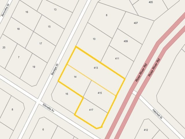 413 Ross River Road, Cranbrook, Qld 4814