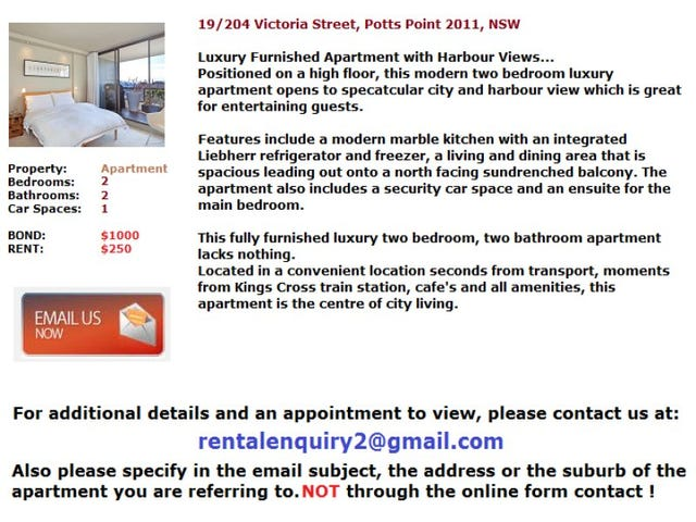 204 Victoria Street, Potts Point, NSW 2011