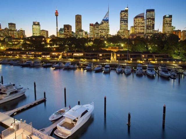 509/6 Cowper Wharf Road, Woolloomooloo, NSW 2011