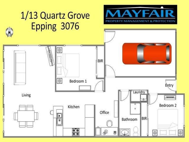 1/13 Quartz Grove, Epping, Vic 3076