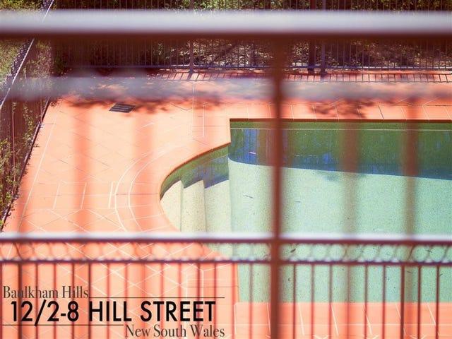 12/2-8 Hill Street, Baulkham Hills, NSW 2153