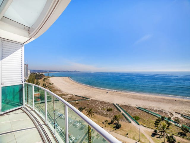 1404/120 Marine Pde 'Reflections by the Sea', Coolangatta, Qld 4225