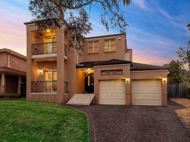 1 Grovewood Place, Castle Hill, NSW 2154