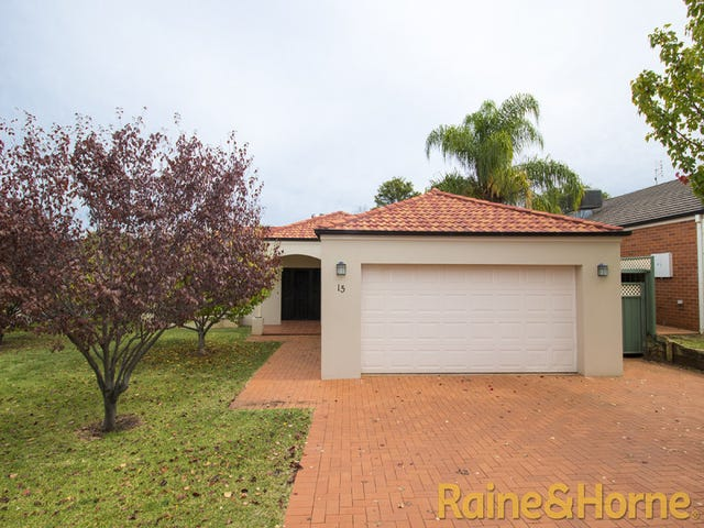15 Pinehurst Avenue, Dubbo, NSW 2830