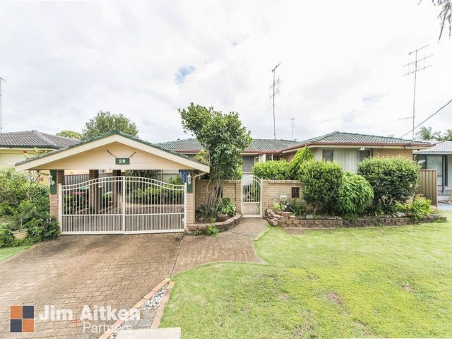 29 Grassmere Avenue, South Penrith, NSW 2750