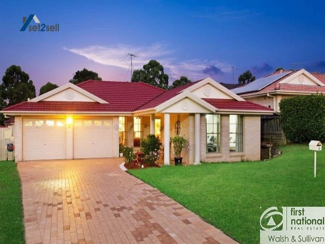 6 Tanners Way, Kellyville, NSW 2155