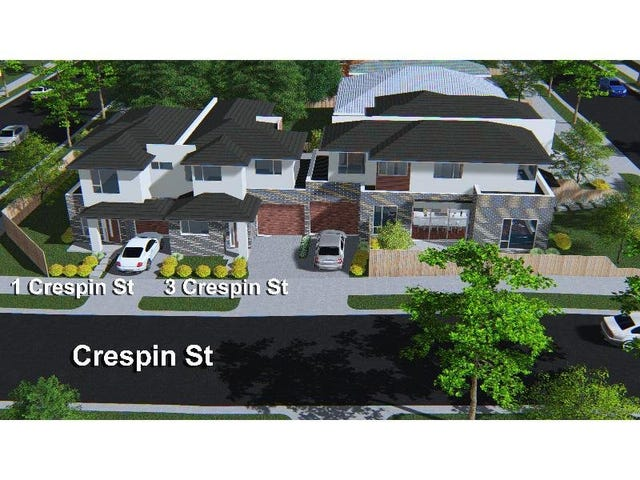 1 & 3 Crespin Street, Niddrie, Vic 3042