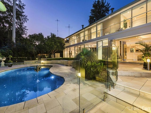 11 Yerriebah Place, Castle Hill, NSW 2154
