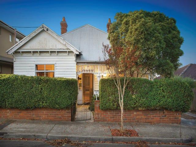 45 Malmsbury Street, Kew, Vic 3101