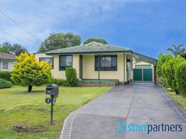 8 Runcorn Avenue, Hebersham, NSW 2770