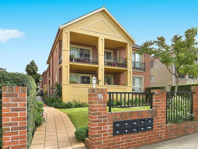 4/15 Harrow Road, Bexley, NSW 2207