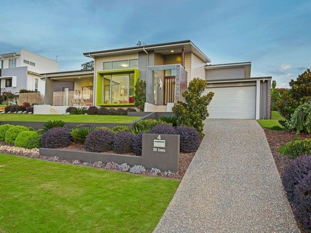 4 St Ives Court, Mount Lofty, Qld 4350