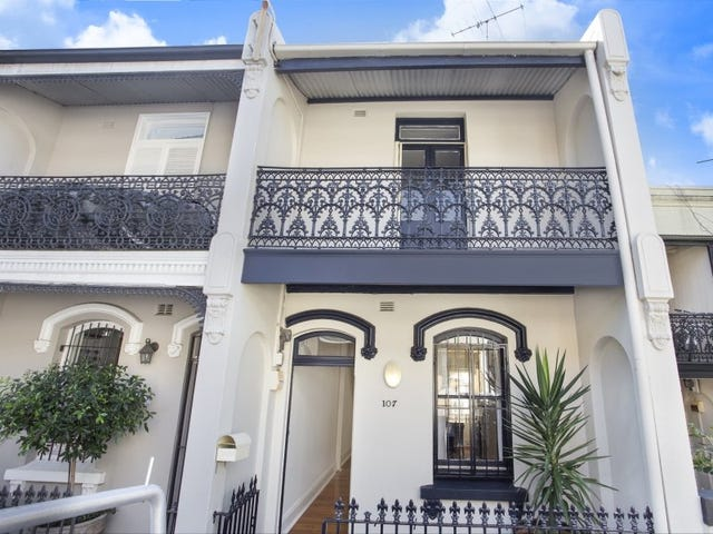 107 Underwood St, Paddington, NSW 2021