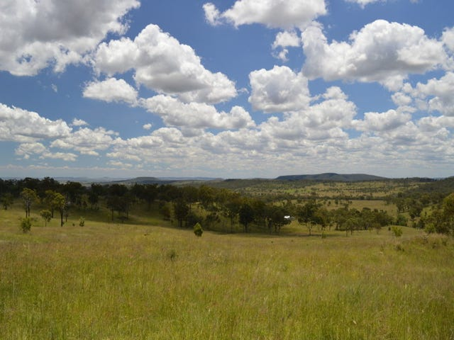 Lot 3-4 Halls Road, Goomburra, Qld 4362