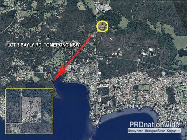 Lot 3 Bayly Road, Tomerong, NSW 2540