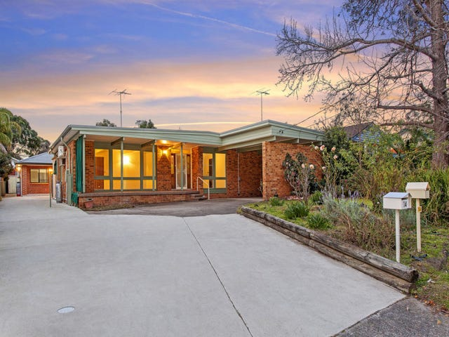 14 Louise Avenue, Baulkham Hills, NSW 2153
