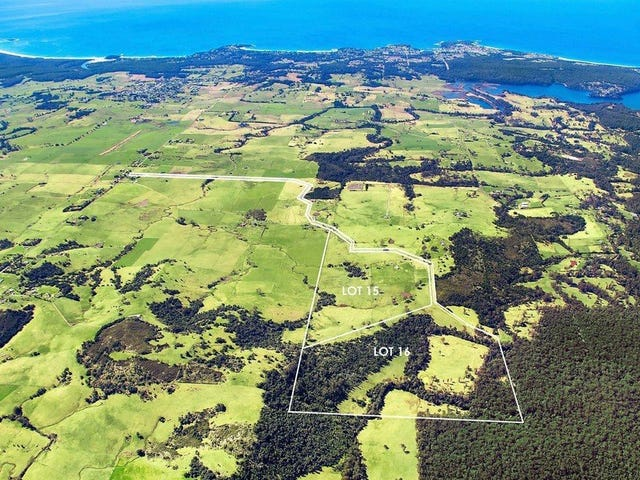 Lot 15 Bonnie View D off Croobyar Road, Milton, NSW 2538