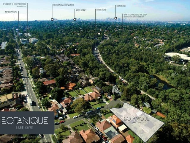 Lane Cove North, address available on request