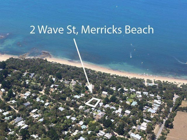 2 Wave Street, Merricks Beach, Vic 3926