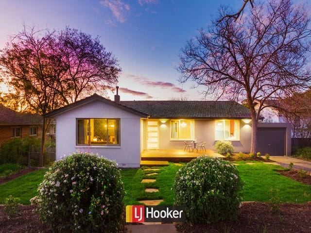 43 Waller Crescent, Campbell, ACT 2612