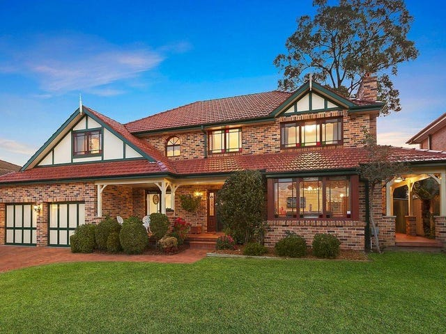 44 Gindurra Avenue, Castle Hill, NSW 2154