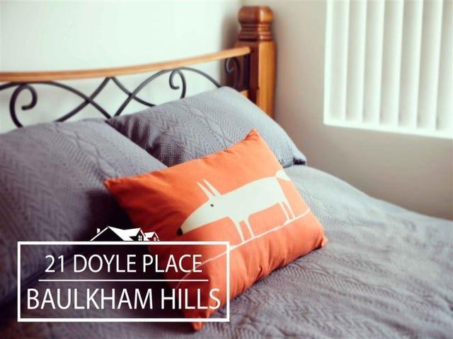21 Doyle Place, Baulkham Hills, NSW 2153