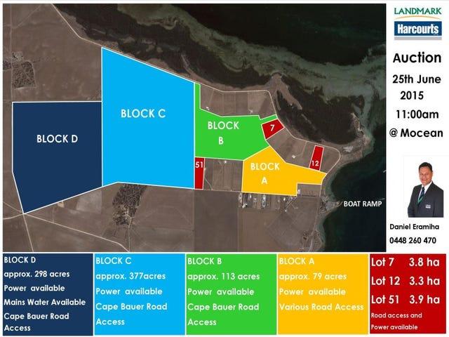 Streaky Bay Shores, Streaky Bay, SA 5680
