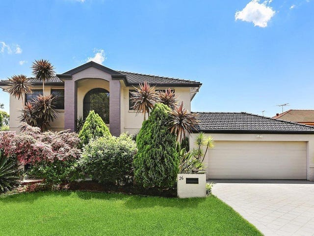 26 Clovelly Circuit, Kellyville, NSW 2155