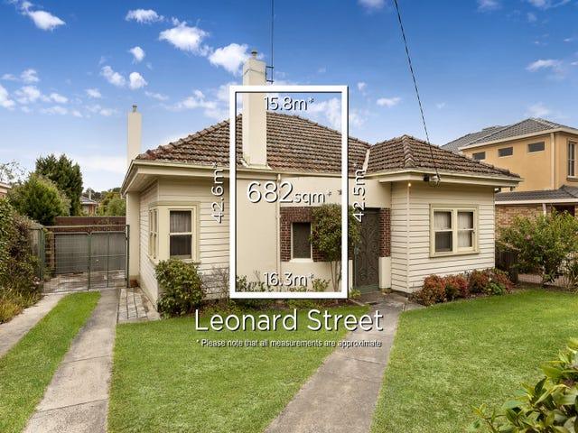 3 Leonard Street, Balwyn, Vic 3103