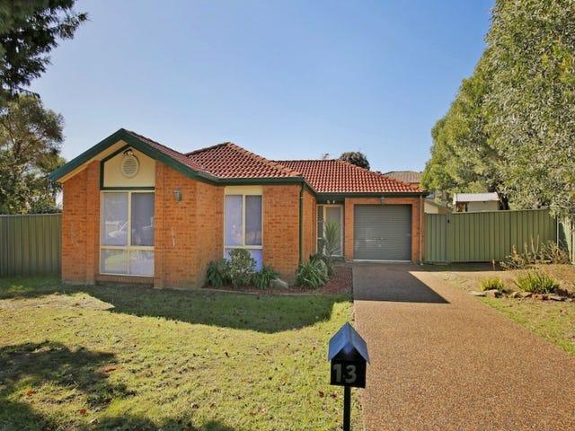 13 Cowan Place, St Helens Park, NSW 2560