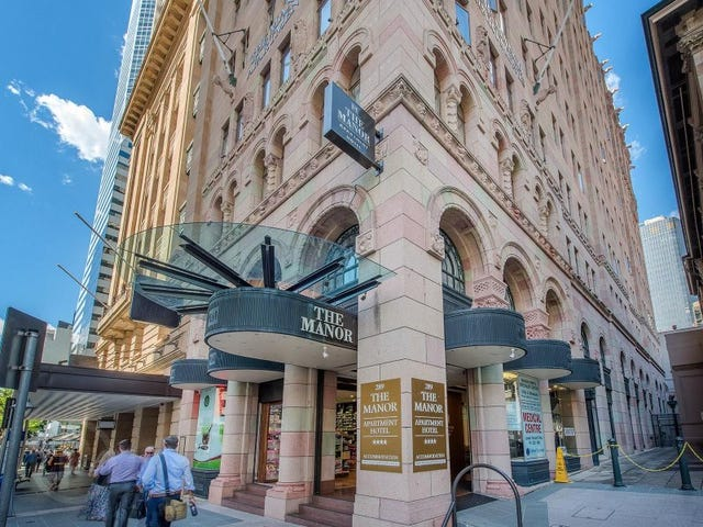 48/289 Queen Street, Brisbane City, Qld 4000