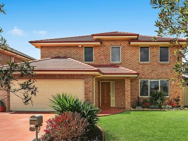 44 Golden Grove Avenue, Kellyville, NSW 2155