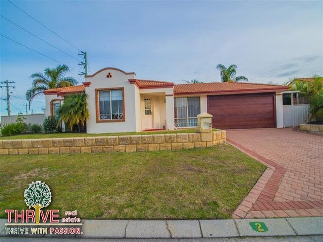 2 Barraberry Retreat, Canning Vale, WA 6155