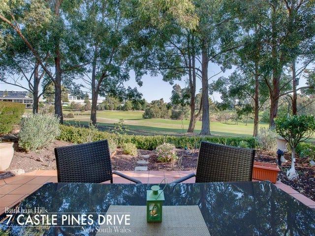 7 Castle Pines Drive, Baulkham Hills, NSW 2153