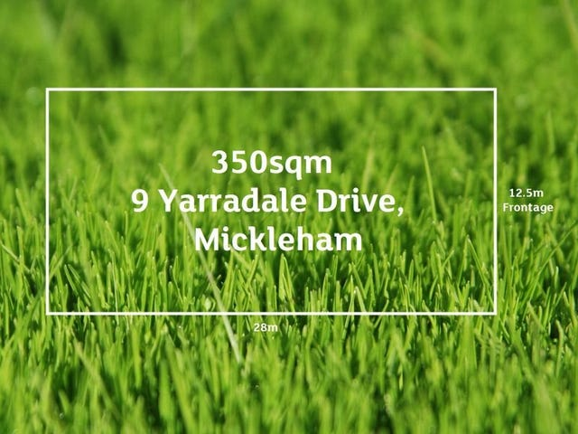 9 Yarradale Drive, Mickleham, Vic 3064