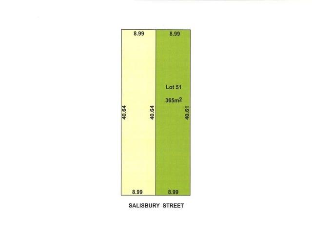 Lot 51, 5 Salisbury Street, West Richmond, SA 5033