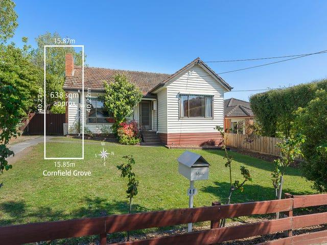 41 Cornfield Grove, Box Hill South, Vic 3128