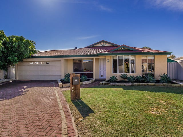 22 Formia Place, Secret Harbour, WA 6173